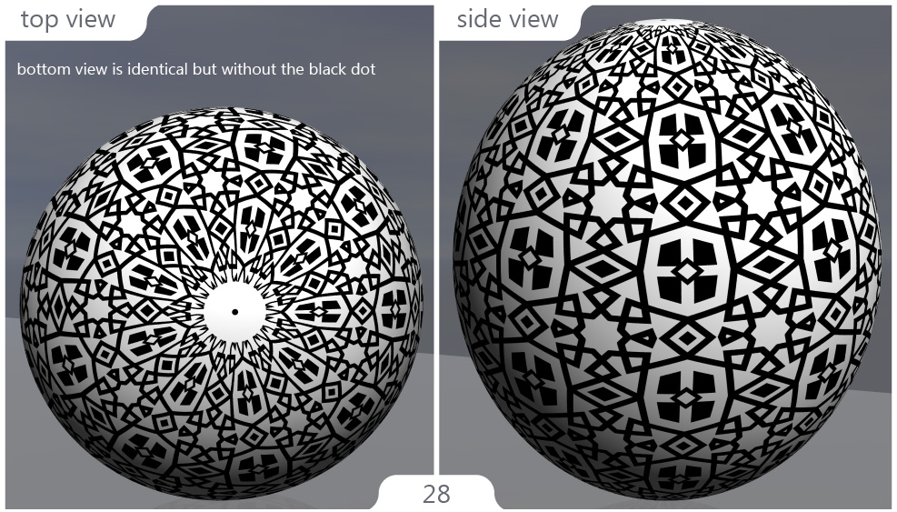 Ostrich egg creative design